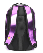 Sprayground Purple Fine Gold Backpack