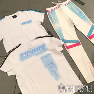 Rockstar Track Suit - South Beach