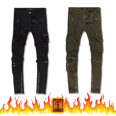 Jordan Craig Ross - Brighton Cargo Pants