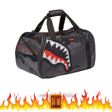 Sprayground Sharks in Paris 3AM Pet Carrier