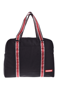 Sprayground Ghost Shark Duffle