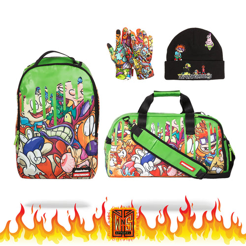 Sprayground Nickelodeon Slime Set **VERY EXCLUSIVE