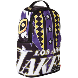 Sprayground Los Angeles Lakers Backpack