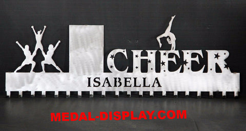 Best selling Cheer Medal Holder-MEDAL-DISPLAY.COM