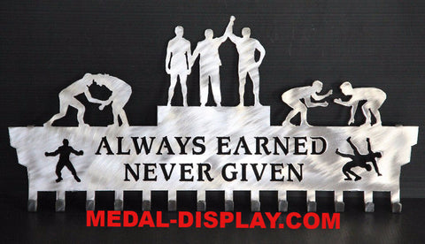 Custom Medal Hanger-MEDAL-DISPLAY.COM