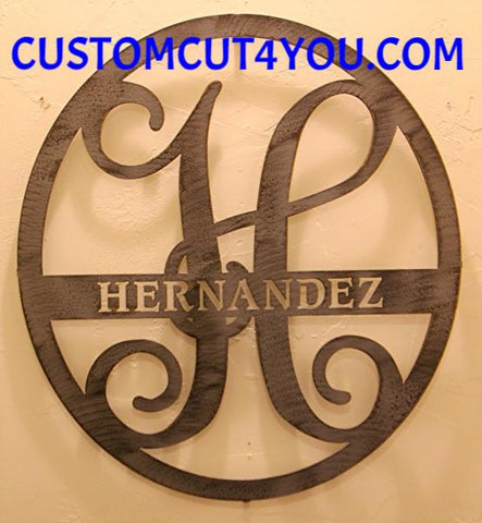CUSTOM-CUT-4-YOU-METAL-MONOGRAM-LETTERS-LAST-NAME-INITIALS