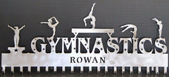 Best Selling Exclusive Personalized Gymnastics Medal Holder