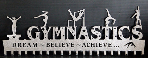Best Selling  Preferred Gymnastics Medal Holder Personalized