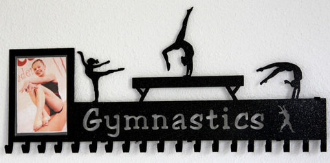 Gymnastics -Medal-Holder-Awards-Display