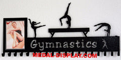 Gymnastics Medal Holder-MEDAL-DISPLAY.COM