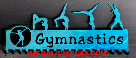 Medal Holder Gymnastics: Gymnastics Medal Hanger and Display Rack