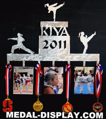 Martial Arts Belt Display-BELT-DISPLAY.COM-HANGER-RACK