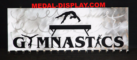 Medal Holder Gymnastics / Personalized Medal Display