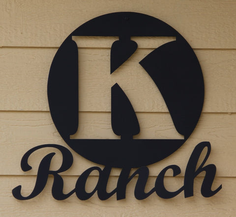 Custom  Ranch  Decor:  Wall Plaque: Decorative Wall Plaque