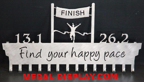 Running Medals Hanger: Running Medals Display: Running Awards Hanger