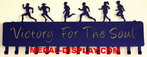 Running Medals Display-MEDAL-DISPLAY.COM-MEDAL-HANGER