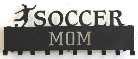 Soccer Mom Key Holder