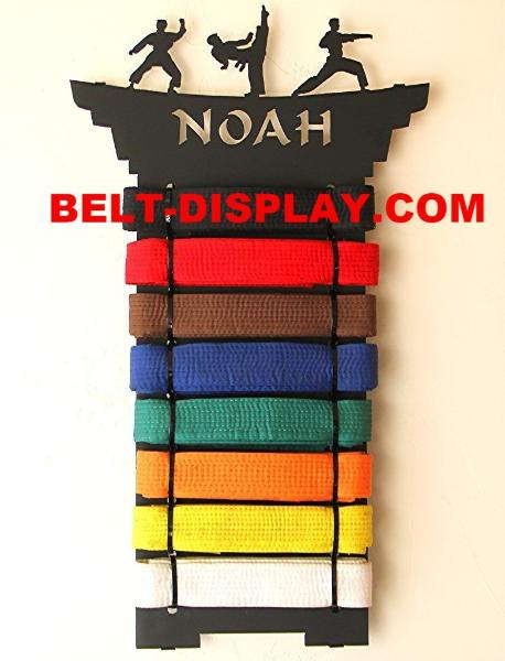 Huge Taekwondo Belt Display Selection Online Buy Steel