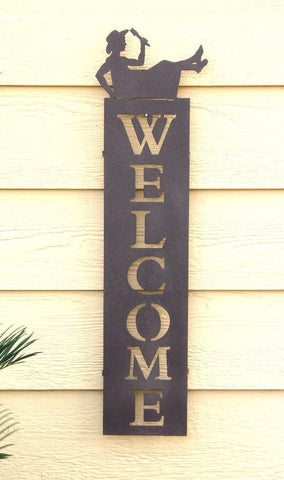 Home Plaques: Country Kitchen Decor:  Outdoor Plaques: