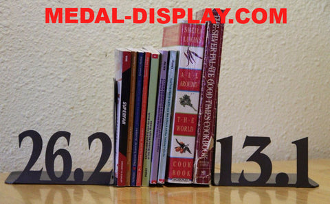 Running Book End: Personalized Book  Display