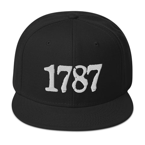 1787 Snap back Cap