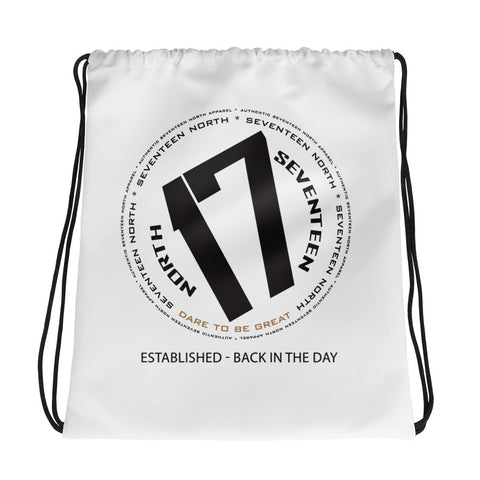 All Star Drawstring bag - SeventeenNorth