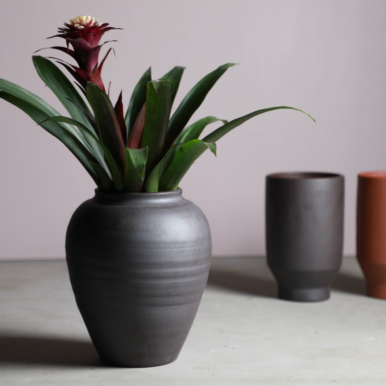 Do tell a story with flowers - The Hand Made Boyhood Vase.