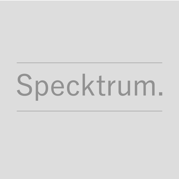 Specktrum, When First Impression Matters
