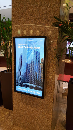Office Lobby Directory - Lucinda Technology Solutions