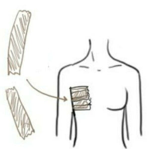Chest Binding Tape