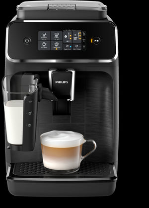 Philips 2200 Series LatteGo Matte Black EP2230/14