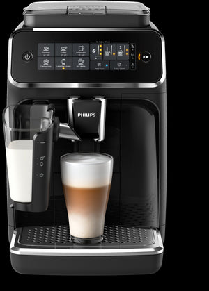 Philips 3200 Series LatteGo Glossy Black EP3241/54