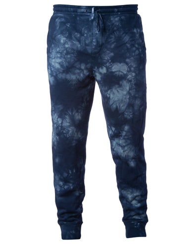 Tie-Dyed Sweatpant Joggers