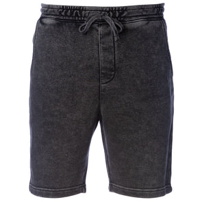 Mineral Wash Fleece Sweatshorts
