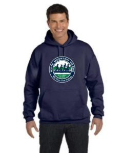 Milers Sweatshirt with Hood