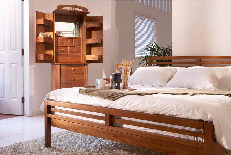 BEDROOM - ENKEL BED