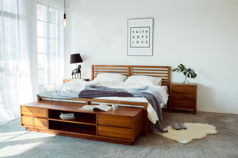 BEDROOM - ENKEL BED FRAME