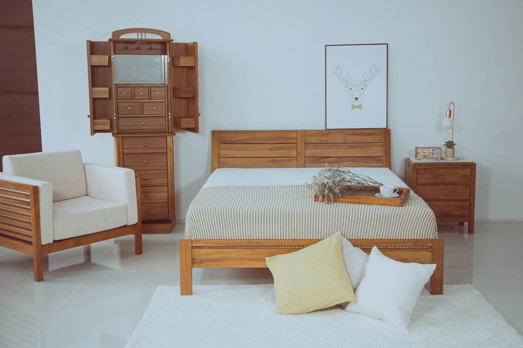 BEDROOM - STORA BED
