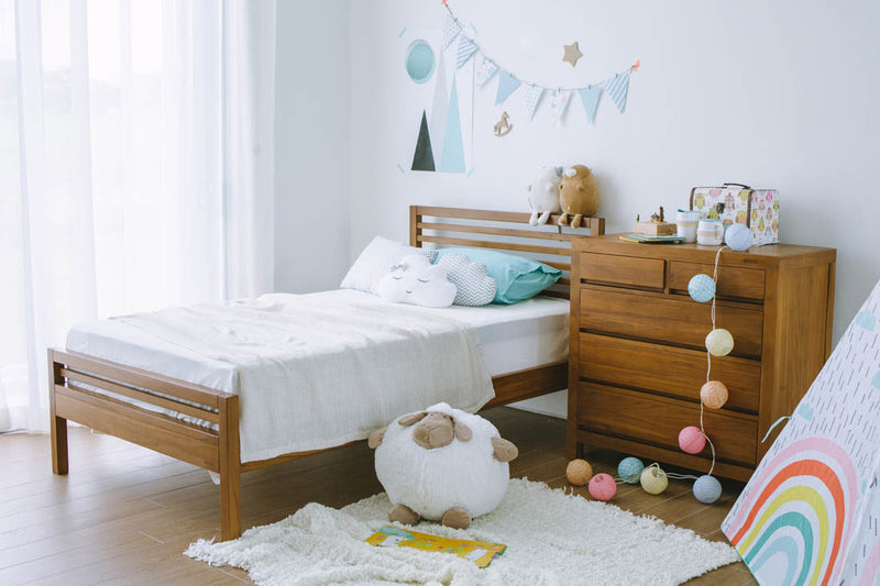 KIDS' BEDROOM - ENKEL BED