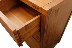 FISKE CHEST OF 5 DRAWERS