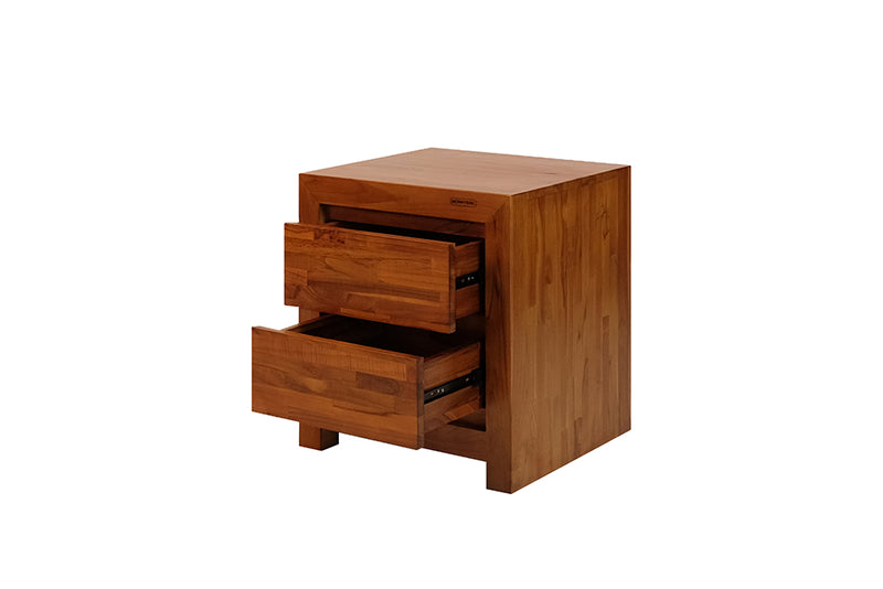 KUBE BEDSIDE TABLE