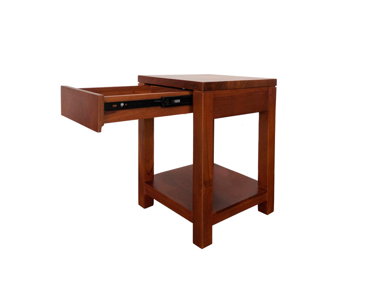 OKA DISPLAY STAND WITH DRAWER (45CM)
