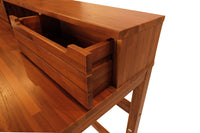 SLAT SECRETARY DESK
