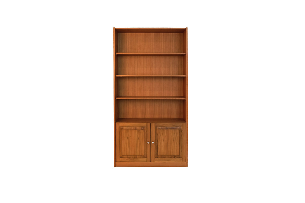 HYLLA BOOKSHELF (WITH WOODEN DOOR)