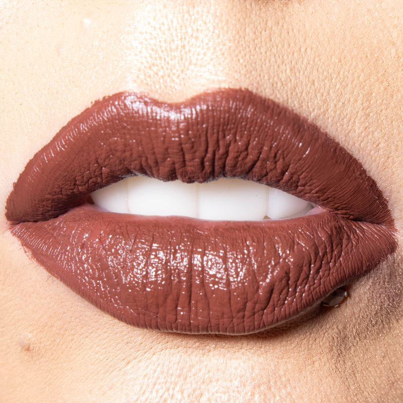 Brownie Liquid Lipstick