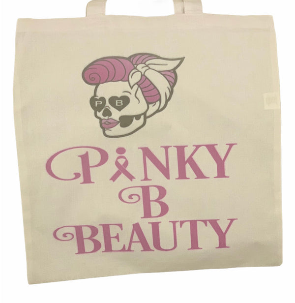 Tote Bags - Pinky B Beauty