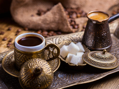 Greek Coffee (Turkish)