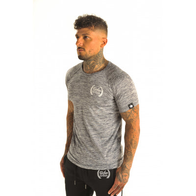 Mens Urban Seamless Fleck T-shirt