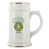 Save The Earth-It Is Our Only Resource for Beer Stein