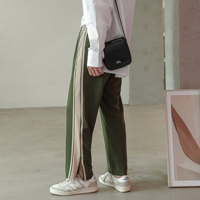 summer loose straight casual pants
